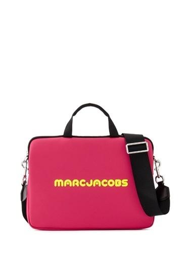 Marc Jacobs Laptop /Evrak Çantası Pembe